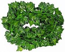 Andouy Artificial Ivy Leaf Garland Plants Vine