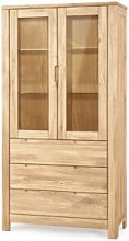 Andrade Display Cabinet Gracie Oaks