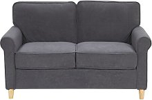 Andrea 2 Seater Loveseat Marlow Home Co.