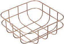 Andrea House Basket–Bathroom Copper CDO