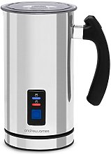 Andrew James Electric Milk Frother & Heater Warmer