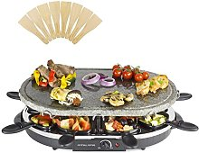 Andrew James Electric Raclette Hotplate Party