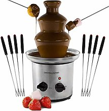 Andrew James Large Chocolate Fountain Fondue - 1