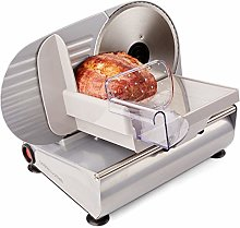Andrew James Meat Slicer Electric Cutter for Bread