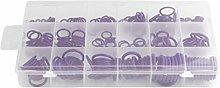 Andux O-Ring Rubber Sealing Washer Assortment Set