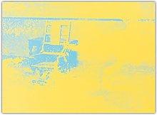 Andy Warhol《Electric Chair》Pop Art Canvas Art