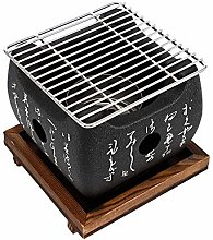 Andylies Japanese BBQ Grill Charcoal Barbecue