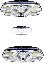 Aneagle 2Pack Solar Lights Outdoor,104 LED Motion
