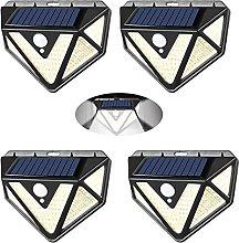 Aneagle 4Pack Wireless Solar Light,Solar Lights