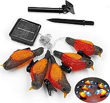 Aneagle Bird Solar Lights,Outdoor Waterproof Solar