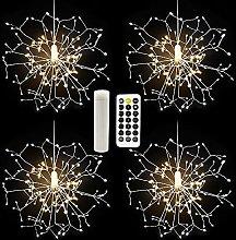 Aneagle Firework Lights,LED Starburst Lights,120
