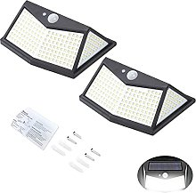 Aneagle Solar Lights Outdoor,212LED IP65