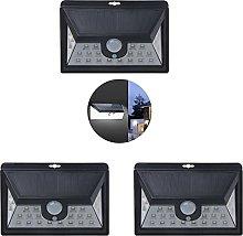 Aneagle Solar Lights Outdoor,24LED Sensor Security