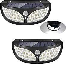 Aneagle Wireless Solar Light,2Pack Solar Lights