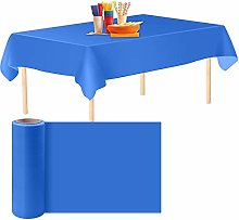 Aneco 100 Feet Party Table Cloth Roll Tablecloth