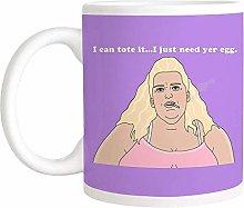 Angela Deem - 90 Day Fiance Mug, I can Tote it I