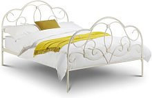 Angelica Bed Frame Lily Manor Size: Double