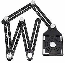 Angle Measuring Ruler SENRISE Multi Angle Ruler