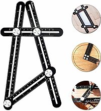 Angleizer Measuring Ruler, Alacrit Aluminum Alloy