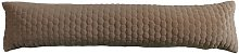 Anglo Honeycomb Fabric Draught Excluder Brambly