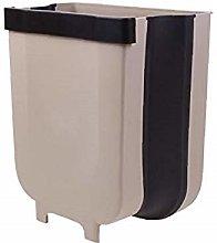 Angoter 8l Waste Bin Hanging Large Trash Cabinet