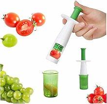 Angoter Fruit Vegetable Cutter Grape Slicer