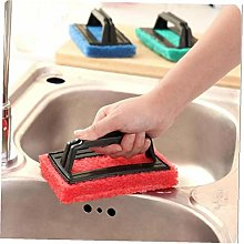 Angoter Kitchen Cleaning Brush with Handle