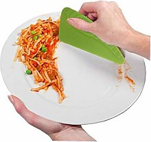 Angoter Practical Dishwashing Silicone Scraper
