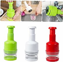Angoter Random Colors Stainless Steel Cutter