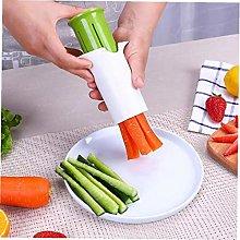 Angoter Vegetable Fruit Spiral Slicer Carrot