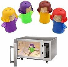 Angry Mama Microwave Cleaner,Angry Mama Microwave