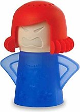 Angry Mama Microwave Cleaner, Easily Cleans in