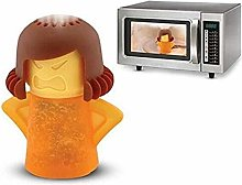 Angry Mama Microwave Oven Steam Cleaners,Microwave