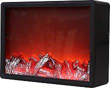 Anidalec Fireplace Lantern - 6 Hours Timer Super