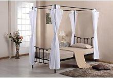 Anika Canopy Bed Zipcode Design
