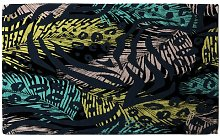 Animal and Tropical Print Kitchen Towel Bay Isle