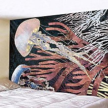 Animal and whale home decoration tapestry scene