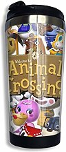 Animal Crossing Collage Vacuum Insulated Stainless