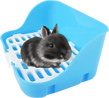 Animal Litter Potty Trainer Cage Toilet Corner