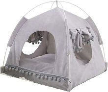 Animal tent, pets of pets, tent cushion basket
