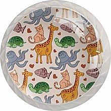 Animals Pattern   Modern Minimalist Printing