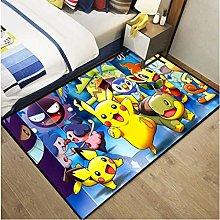 Anime Cartoon Pikachu Living Room Study Bedroom