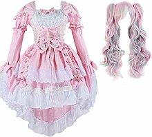 Anime Cosplay Lolita Dress Princess Dress Vintage