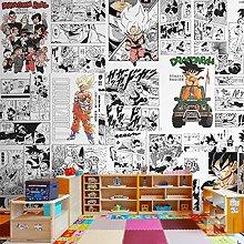 Anime Dragon Ball Wallpaper Bedroom Bedside