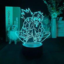 Anime LED Illusion Lamp Hunt/ER GON FREE1CSS