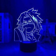 Anime LED Night Light lamp My Whole Academy Denki