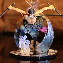 Anime Model Art Statues Collectible Ronoa Zoro