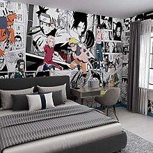Anime Naruto Wallpaper Bedroom Bedside Background