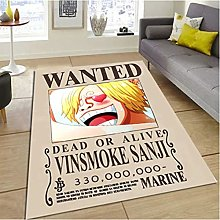 Anime One Piece Carpet Boy Sanji Children'S