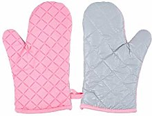 AniU Heat Resistant Oven Gloves with Non-slip
